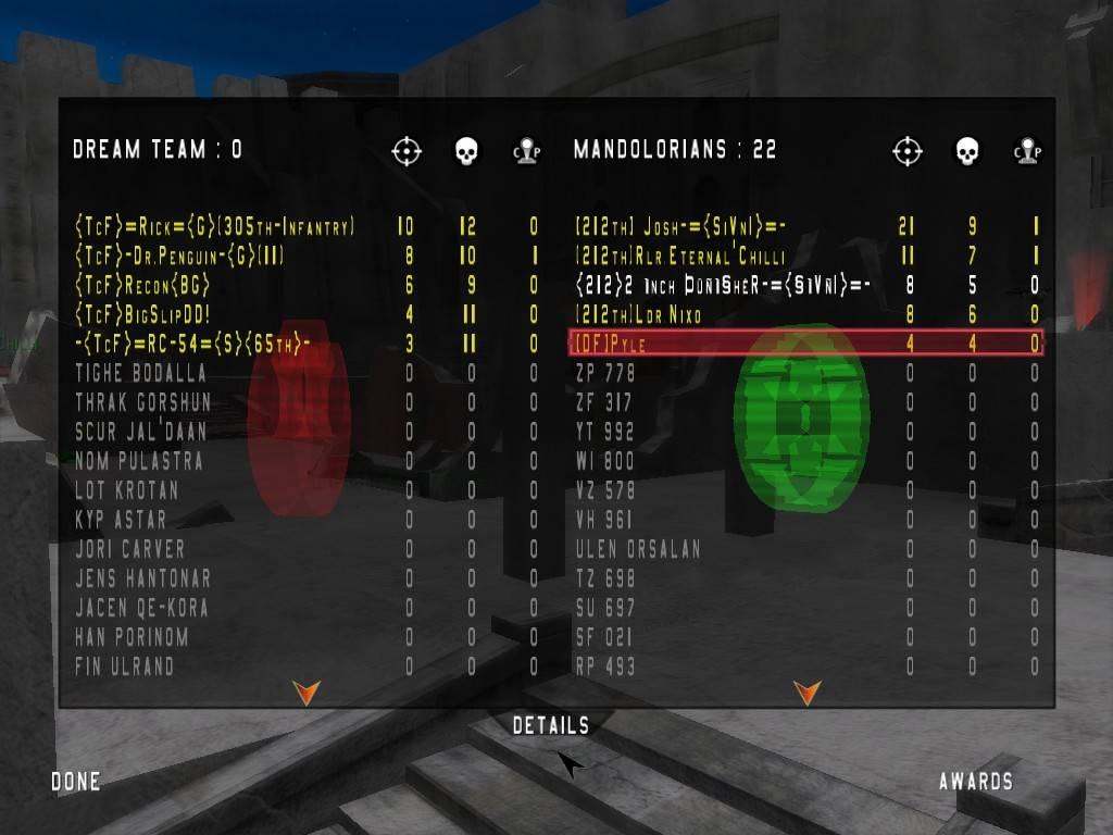 212 vs TcF