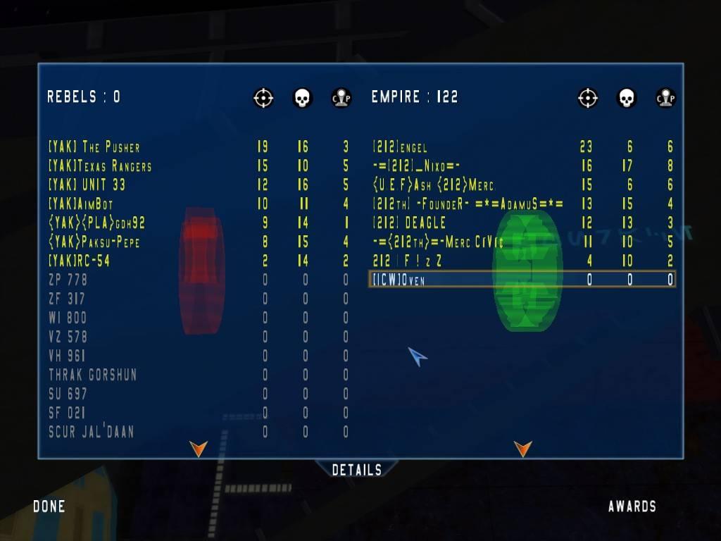 212 vs FC/YAK.