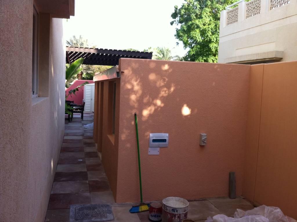 maids room construction