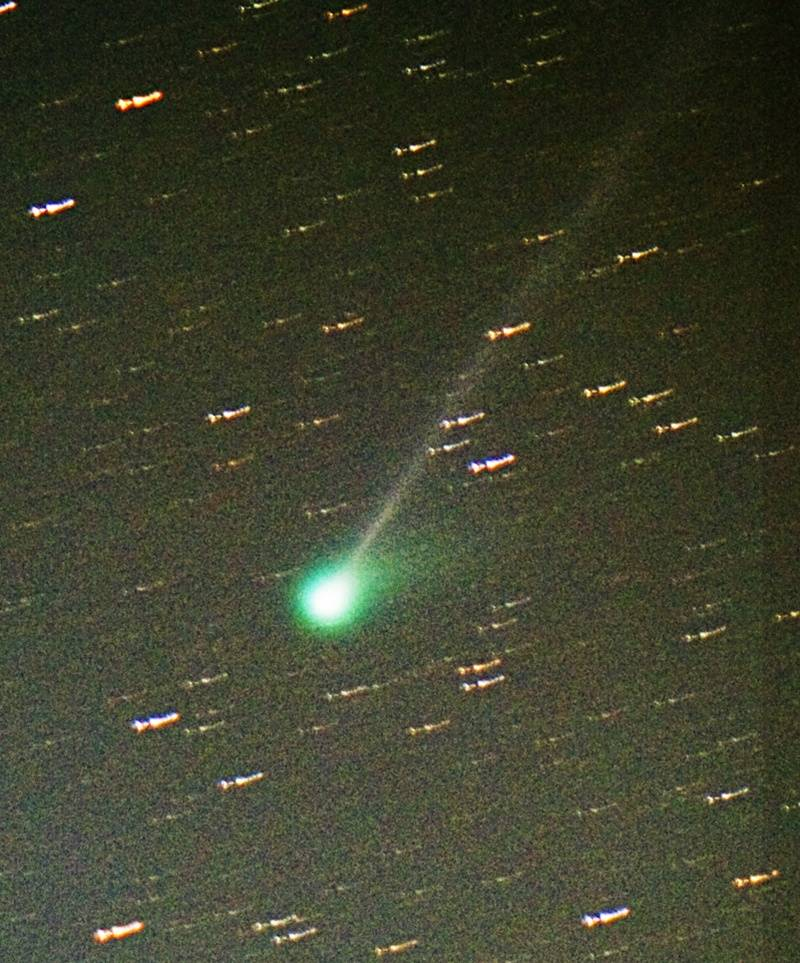 Comet c2009 r1 McNaught