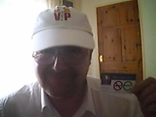 I got mi-sen a hat!