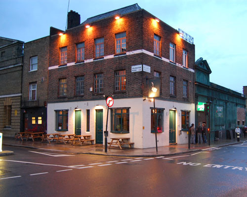 Crown and Goose - Camden