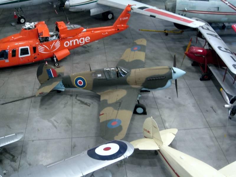 Curtiss Kittyhawk I
