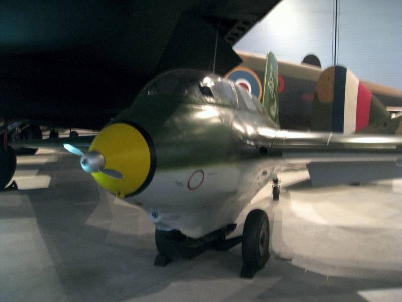 Bf 163 Komet