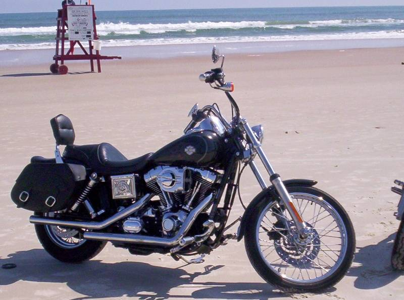 Booby D 2005 Dyna Wide Glide