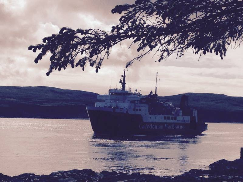 MV Hebridean Isles @ Port Askaig, Islay