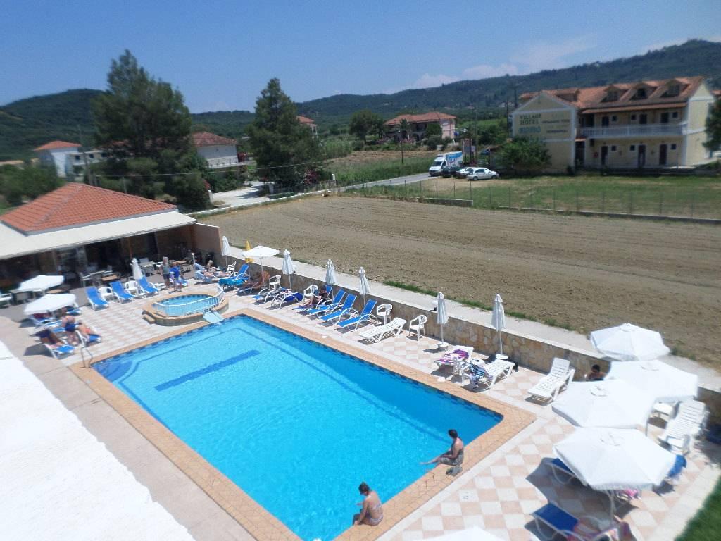 Plessas Pool