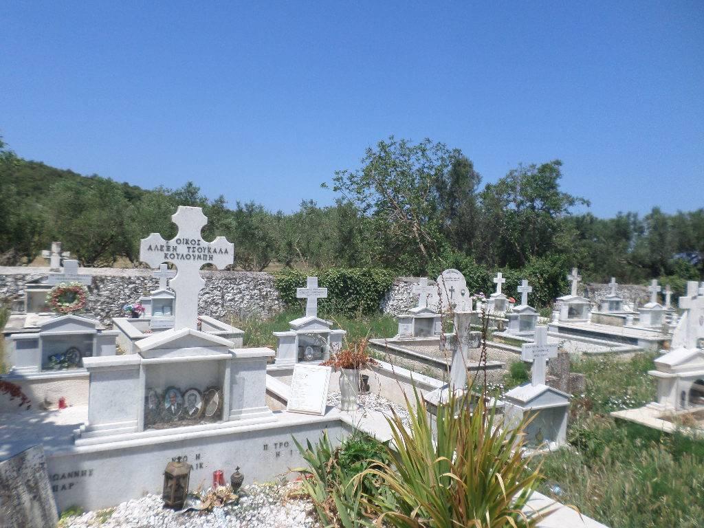 Cemetery.