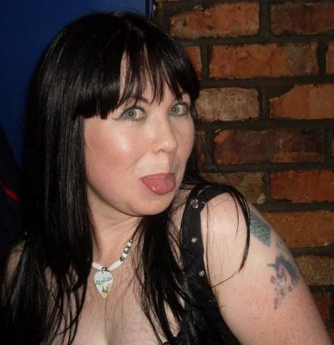 in fibbers rock bar in 2009