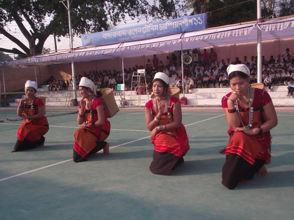 Tanchangya Dance