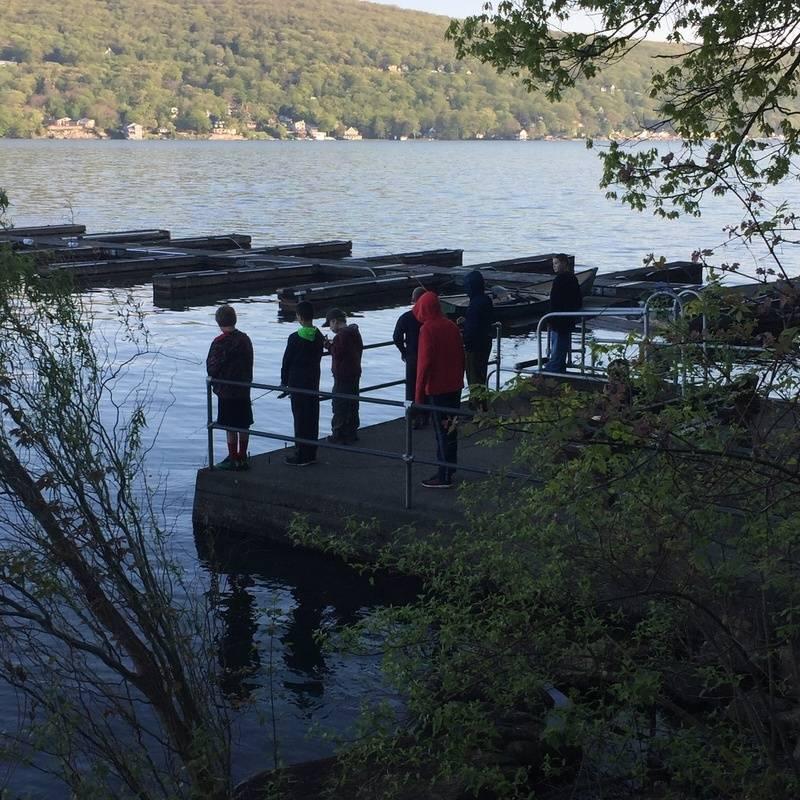 Fishing scouts 2