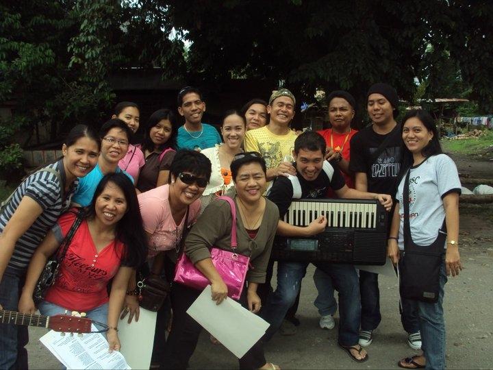 Teachers' Caroling 2010