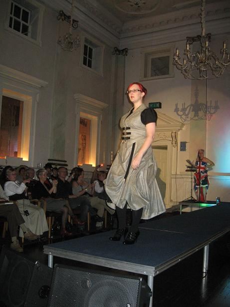 ....and steampunk fashions