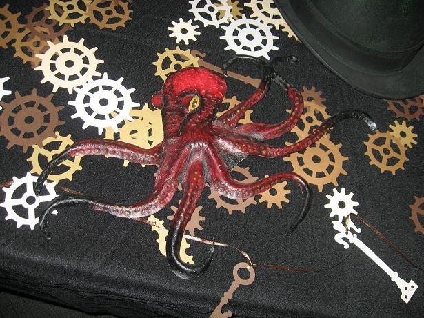 Kraken in the House...