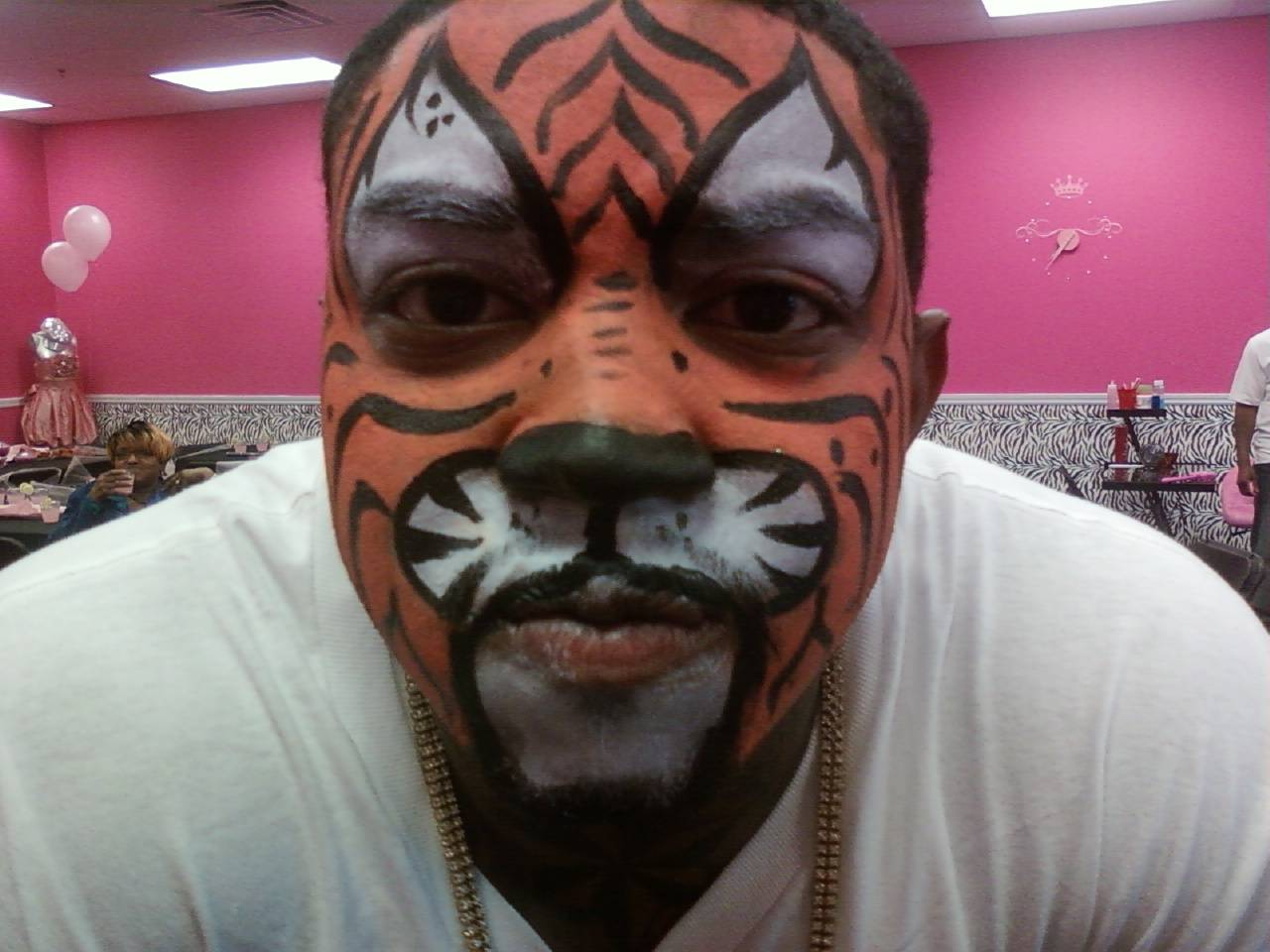 Lil' Scrappy Tiger