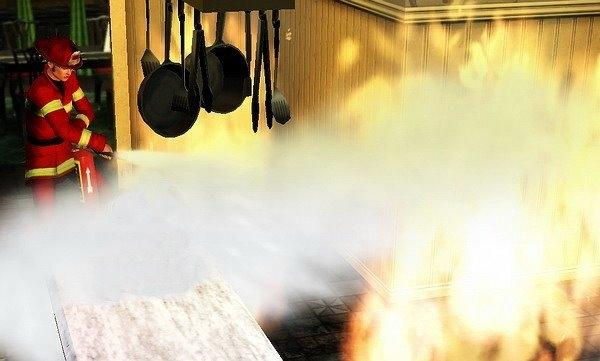 Fighting Fire