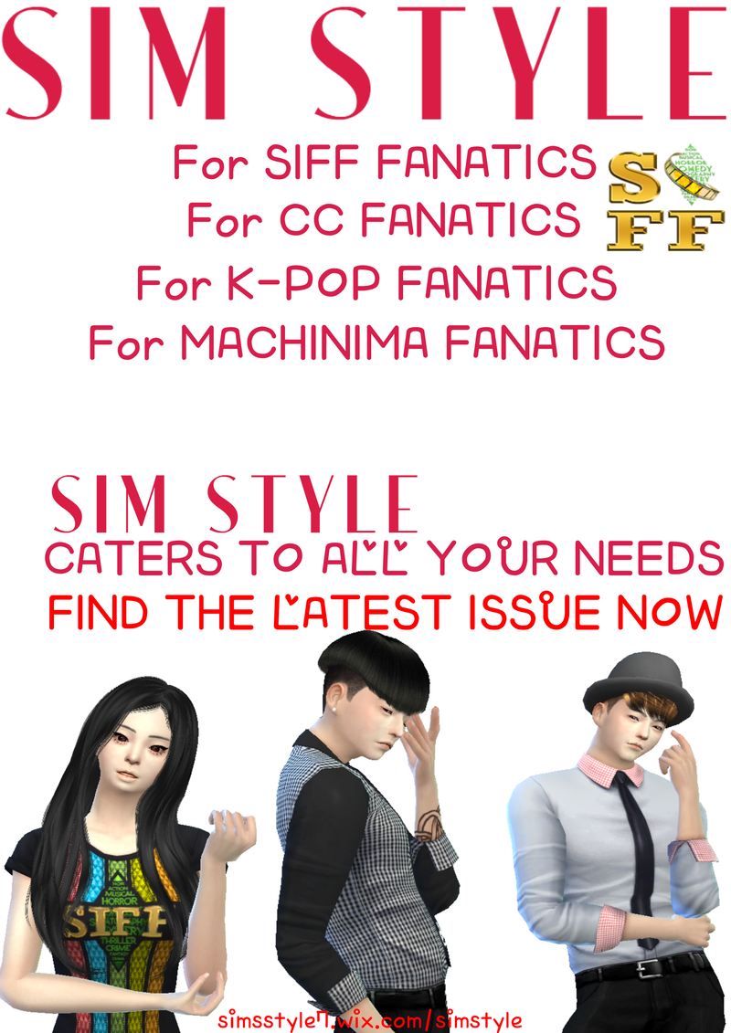 SIM STYLE by KoreanSims4