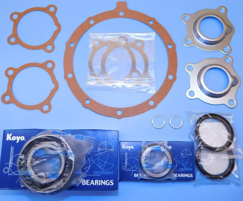 AE86 T Series Disc Brake Kit