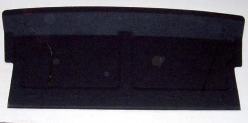 AE86 Black Rear Hatch Trays NEW