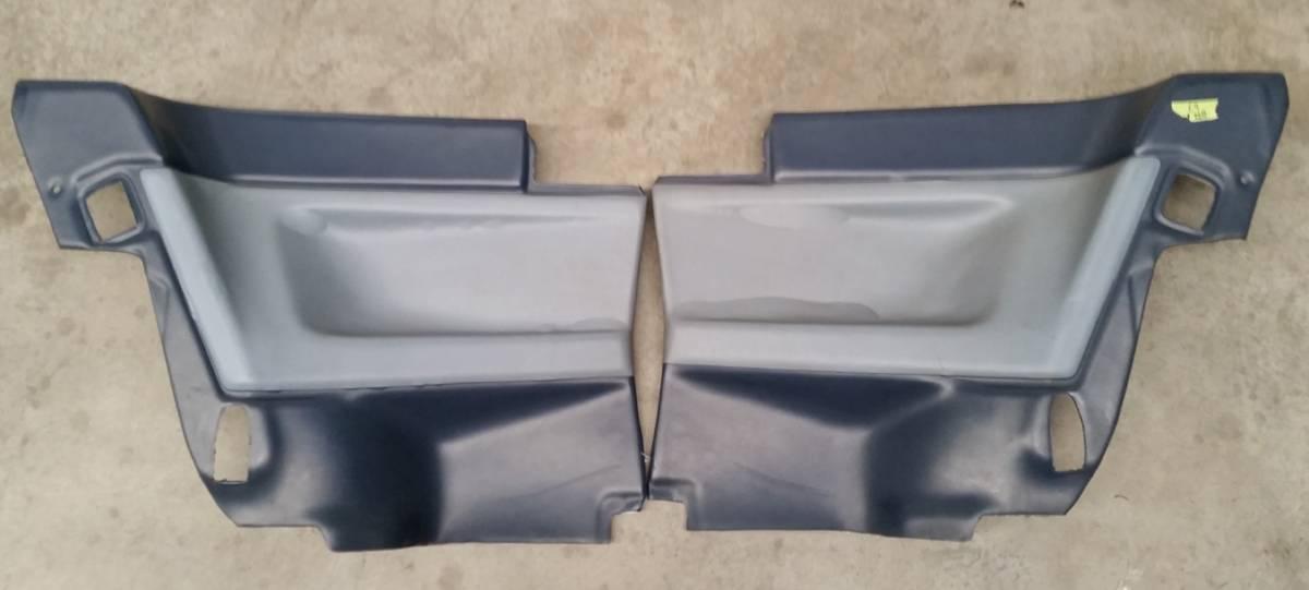 AE86 Blue 3dr Rear LHS & RHS Pod ## SOLD ##
