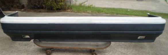 AE86 JDM Kouki Rear Bumper Bar & Mounts