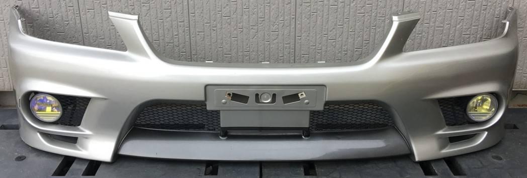 SXE10 Leguna Front Bumper Setup with Fogs