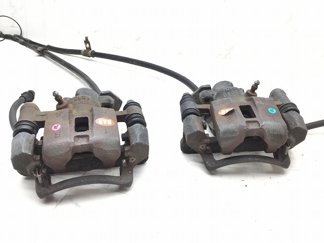 AE86 T Series Rear calipers and cables