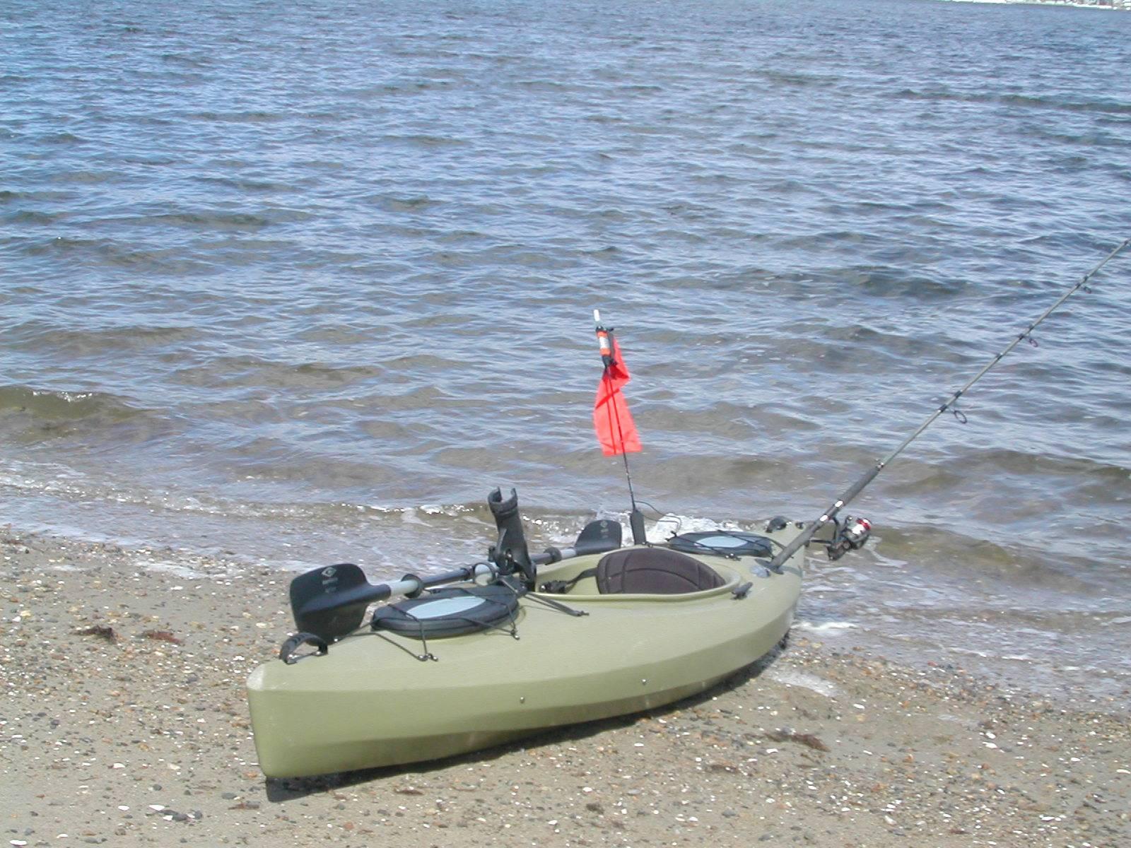 Ocean Kayak 126