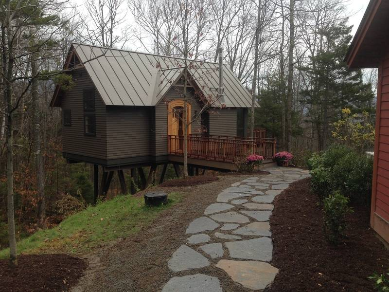 My treehouse!