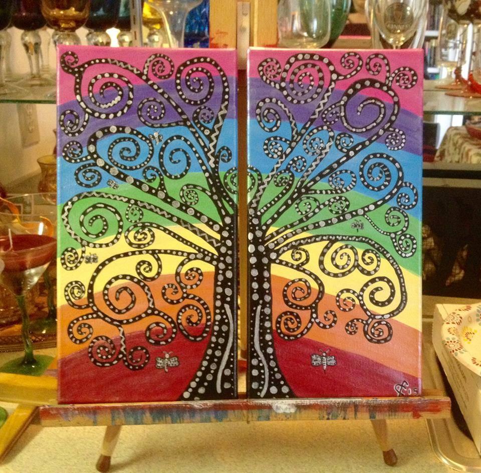 Shaman Rainbow Tree
