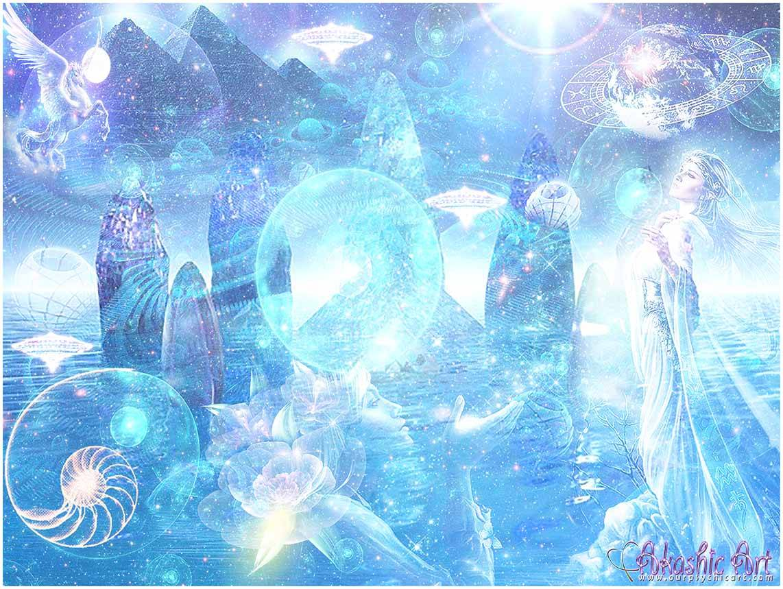 Goddess of Atlantis