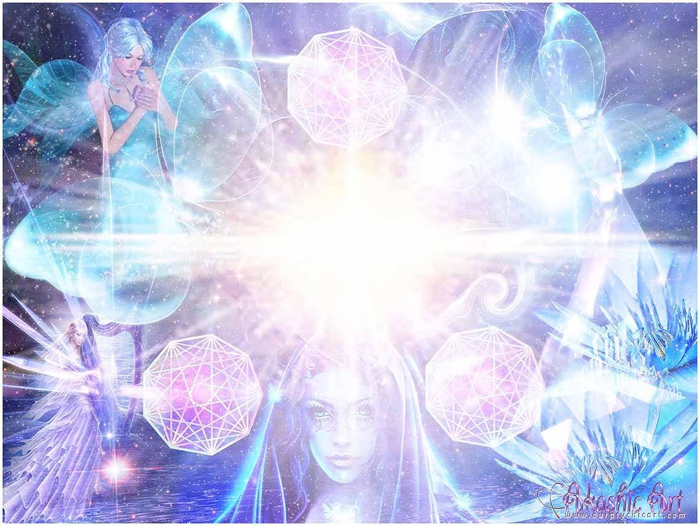 Goddess of Spiritual Light
