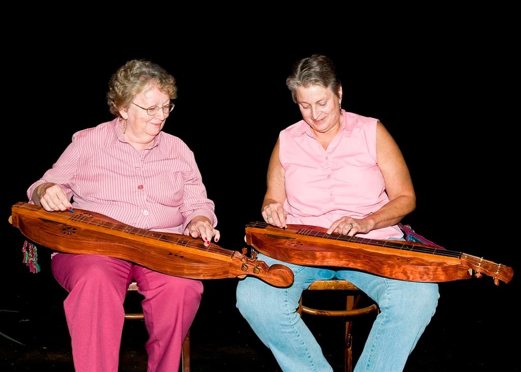 Garlene Smithson and Mary Alice Ray