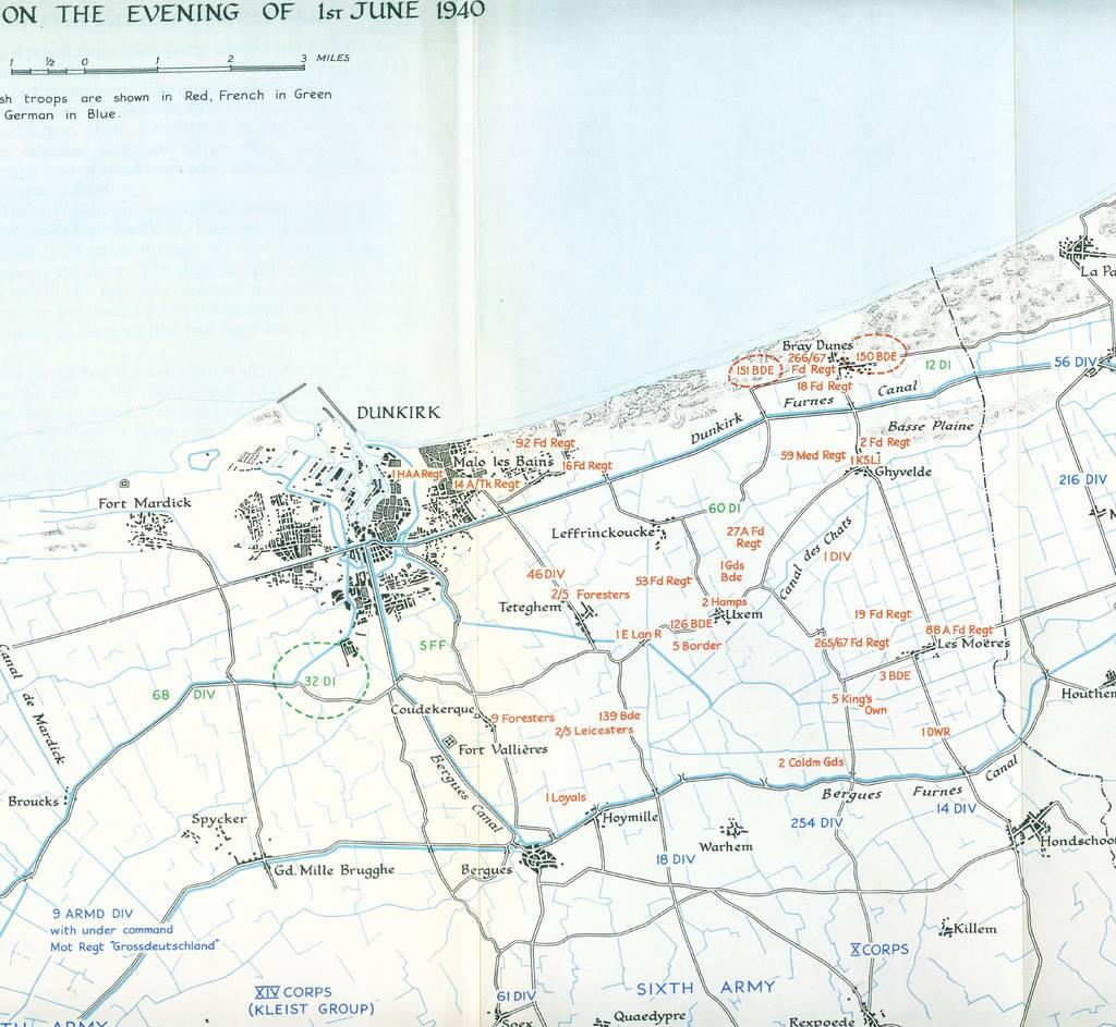 War Diary 1940