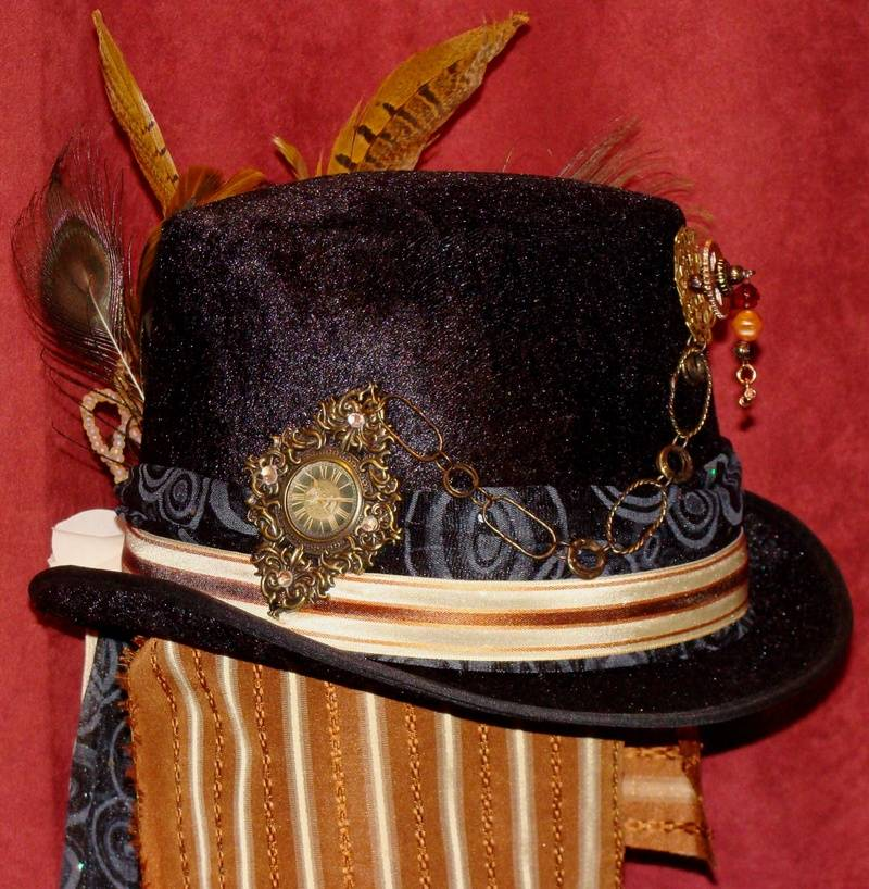 My Top Hat Side 1