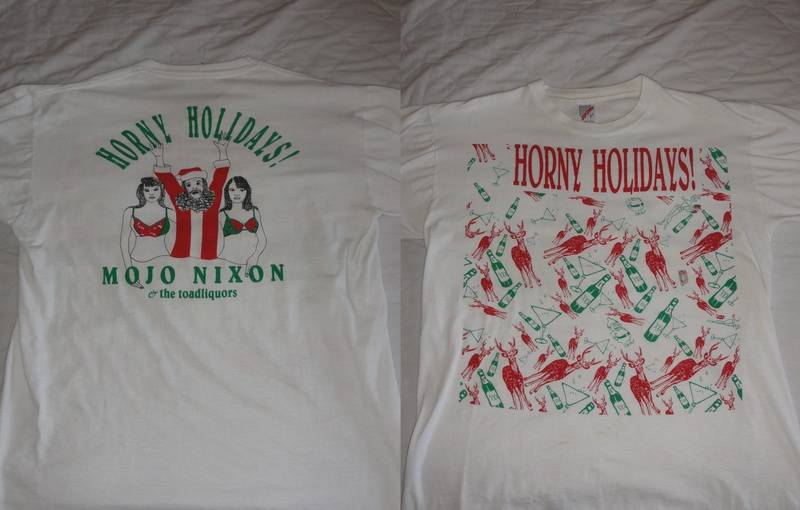 Horny Holidays Shirt