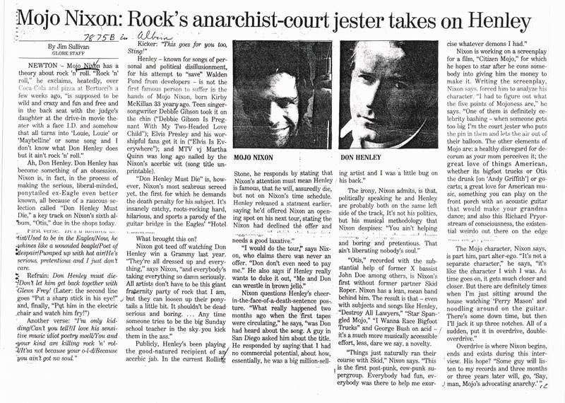 Boston Globe 4 Sept 1990