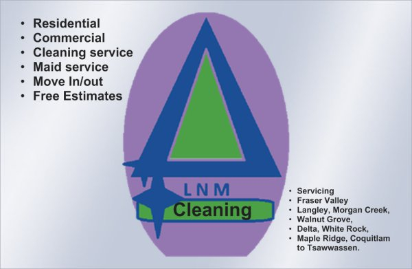 LNM Cleaning