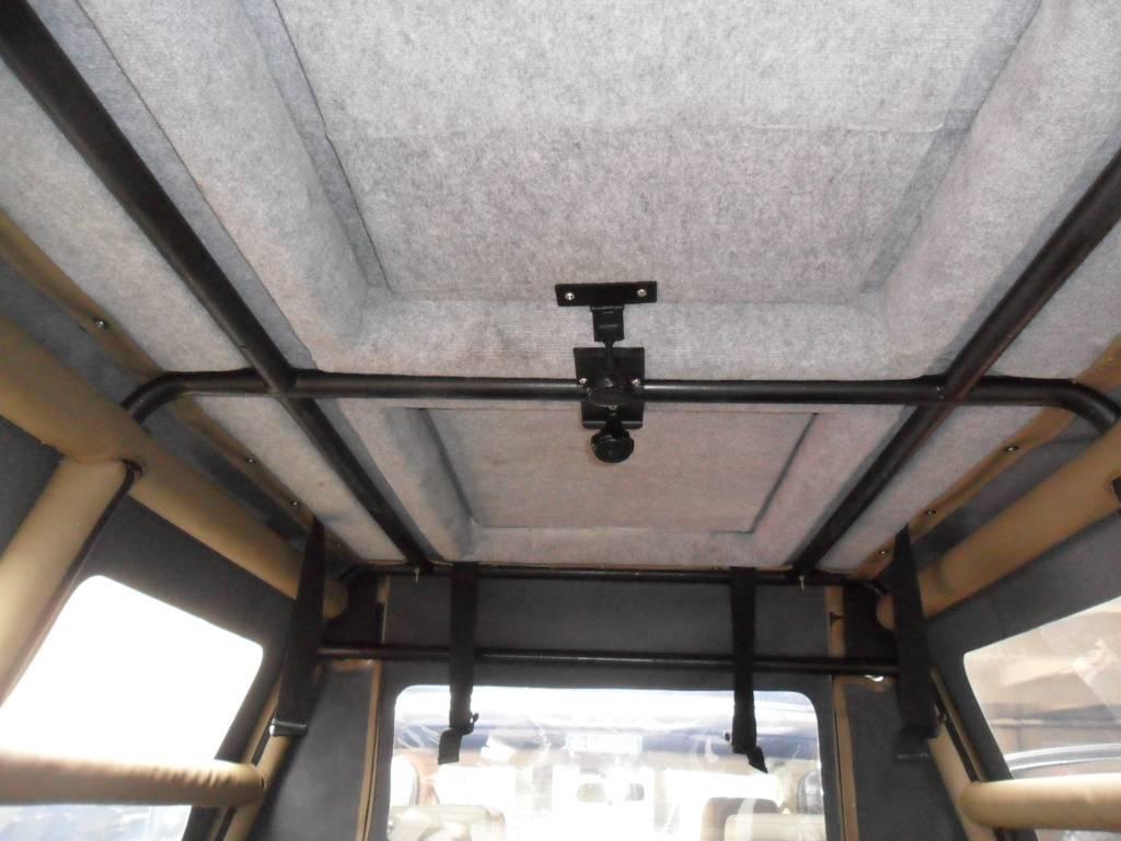 Fiber Dual Hatch by 'Armadillo'