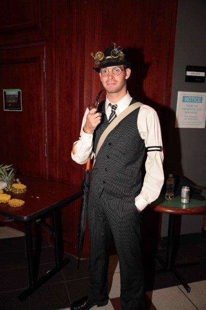 A Dashing Gentleman