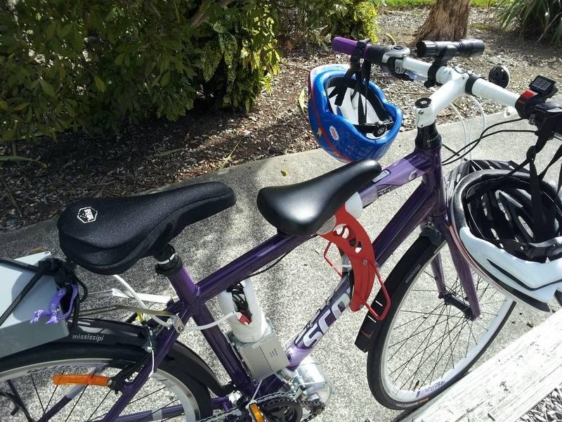 36v350w gear mid bike kit