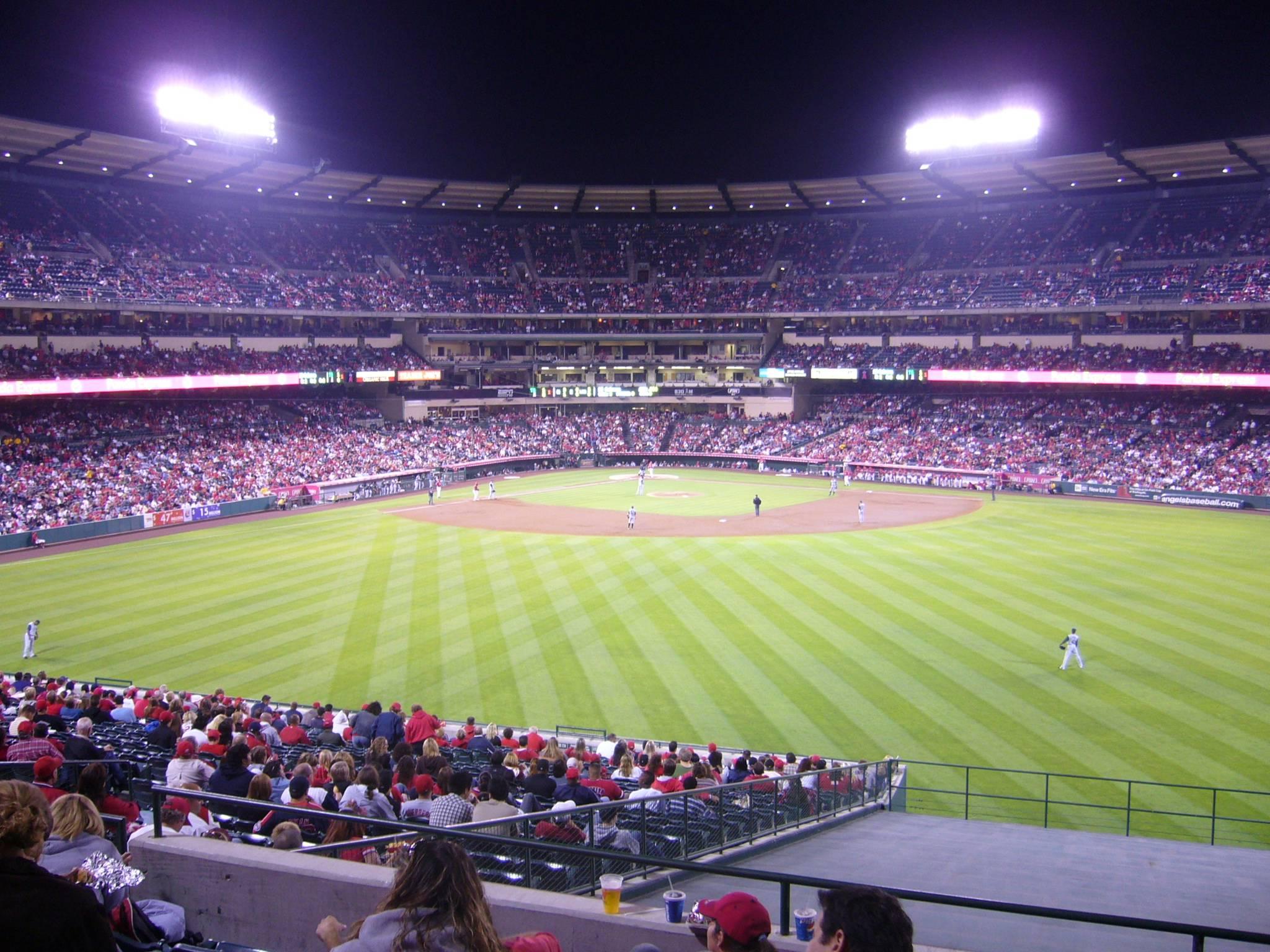 Angel Stadium, Anaheim