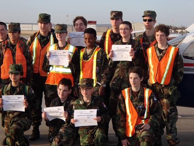 2014 Cadet O-Flights
