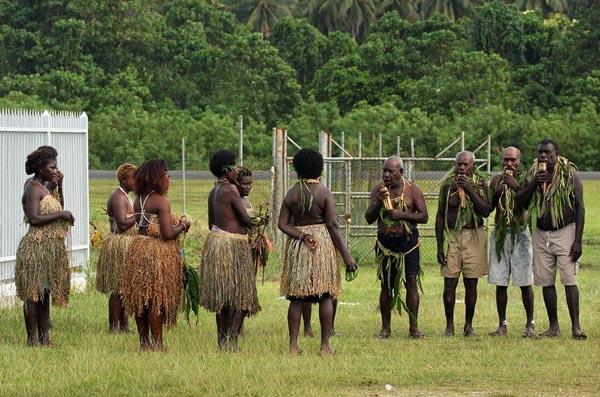 Buka airport, Bougainville