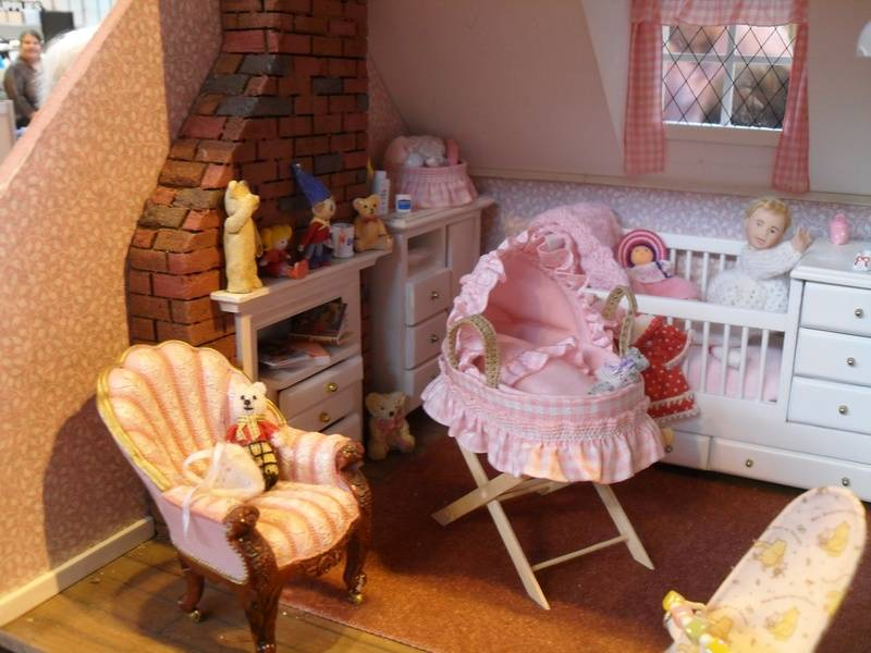 Baby's Nursery - 12th Scale