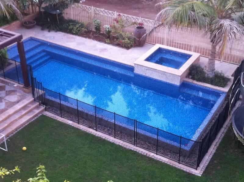 Lakes Hattan pool