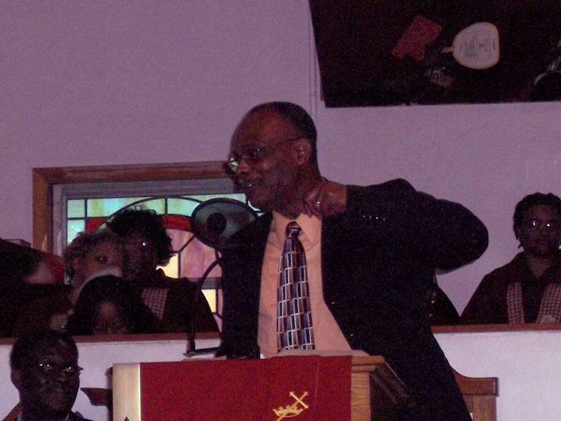 Rev Green talks of Unions Past Members