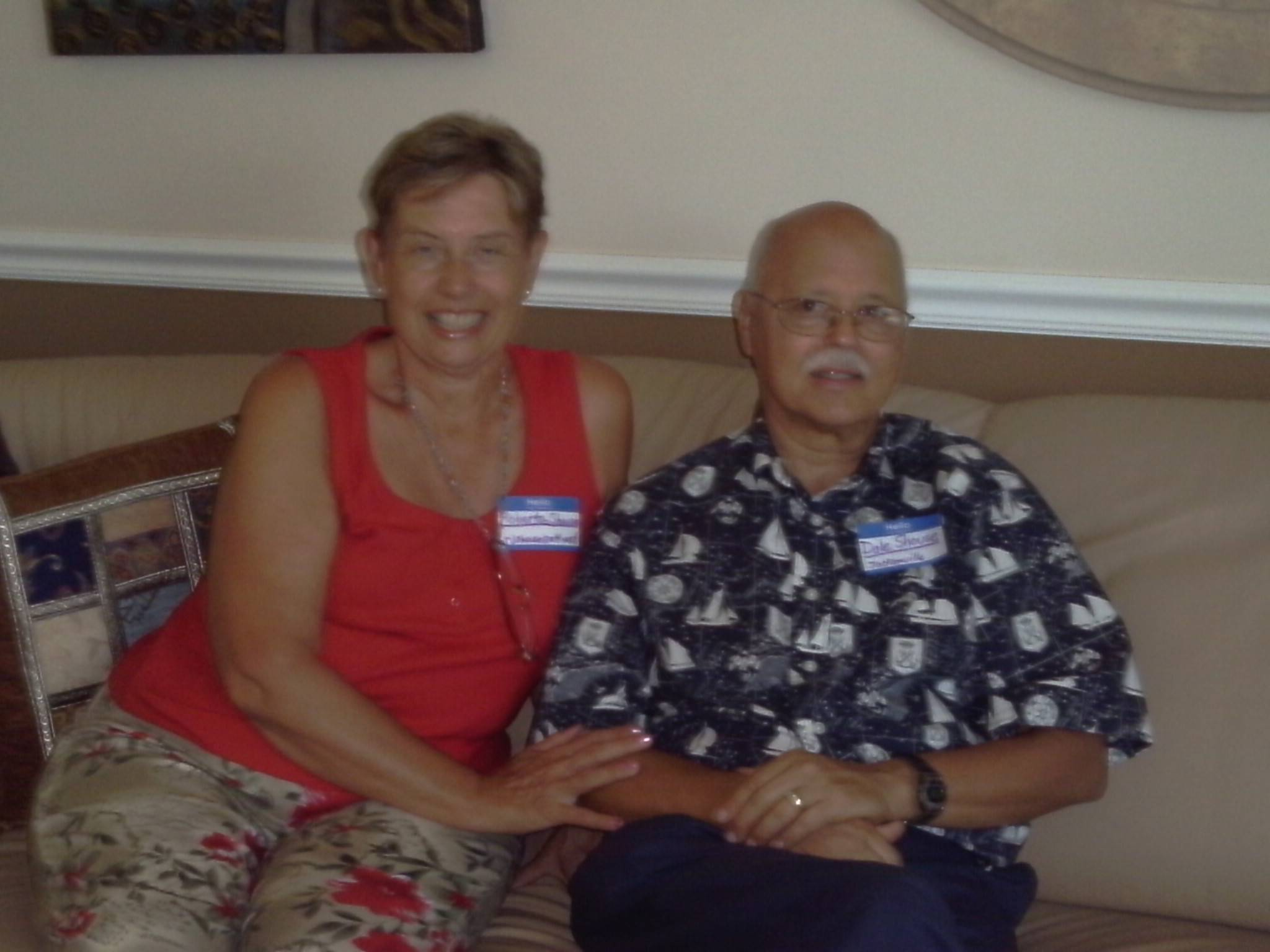 Roberta & Dale from Jacksonville
