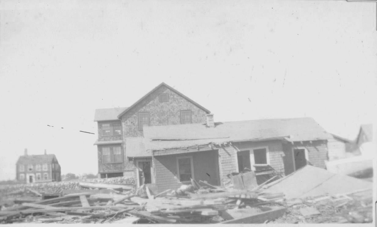 1938 Hurricane Personal Photos