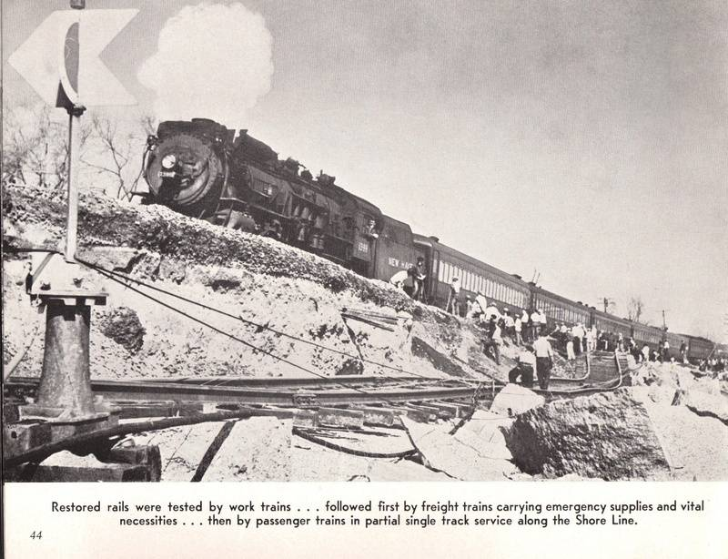 New Haven Railroad Photo Album page 42